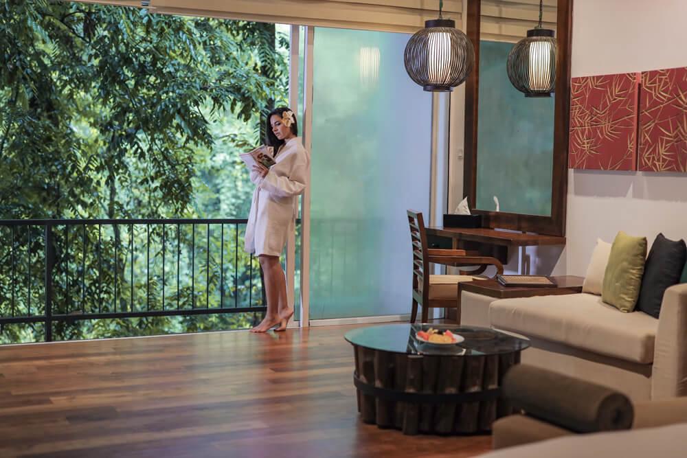 Araliya Suite-Palmstone Retreat