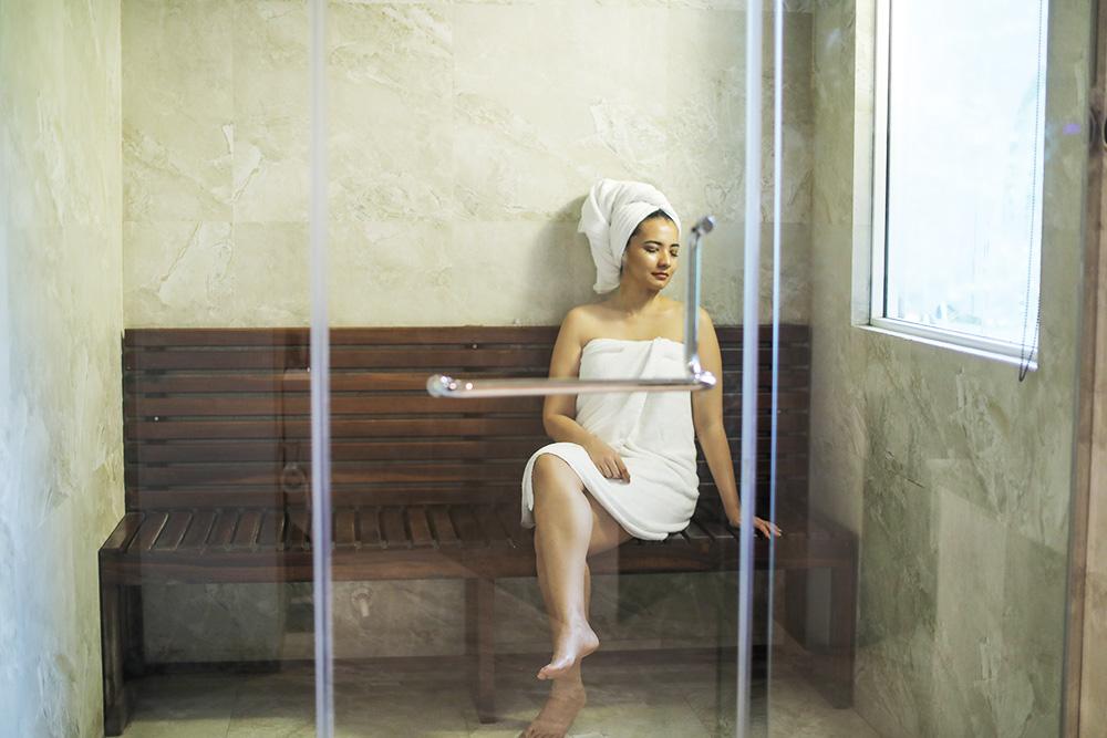 suites with steam sauna sri lanka